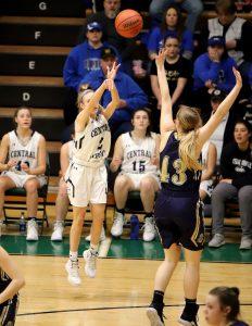 CC Girls Varsity Basketball vs Oak Hill Regional 2-13-19
