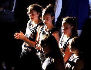 CC Girls Varsity Basketball vs Seeger Sectional 2-19