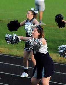 CC Junior High Cheer 2019