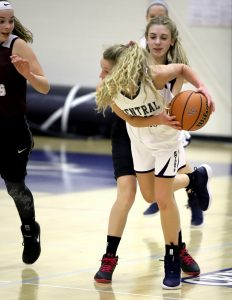 CC Girls 8th Grade Basketball vs Faith Christian 3-4-19