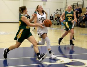 CC Girls 8th Grade Basketball vs Benton Central 2-28-19