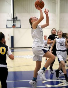 CC Girls 7th Grade Basketball vs Battleground 2-18-19