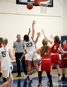 CC Girls 7th Grade Basketball vs Twin lakes 2-27-19