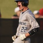 Knights Close Out Spring Trip with 7-6 Win