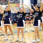 CC Girls Varsity Cheer 2018-19
