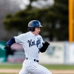Knights Baseball Completes Sweep of Rensselaer