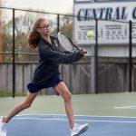 CC Girls Tennis vs Delphi 2019-4-22