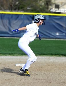 CC Girls Varsity Softball vs Lafayette Jeff  4-15-2019