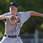 Onken's No Hitter Carries Knights Over Western Boone