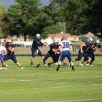 CC Varsity Football Scrimmage vs Frankfort 8-16-19