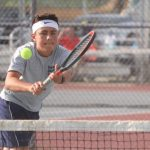 Boys Varsity Tennis falls to Southmont