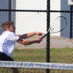 Boys Tennis - Jeff at CC 8/28/2019