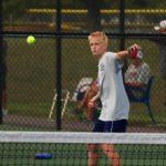 JV Boys Tennis Team vs. Danville