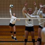 CC Volleyball vs Benton Central 2019-8-29