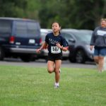 CC Girls Junior High Cross Country at Sheridan 8-31-19