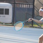 Knights Boys Varsity Tennis shuts out the Athenians
