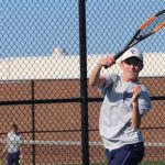 Boys Varsity Tennis falls to Fountain Central