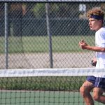 Boys Varsity Tennis beats Attica