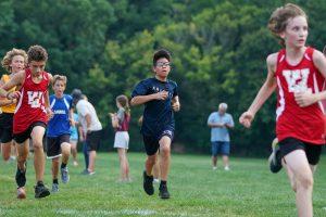 CC Boys JH Cross Country @ Klondike Invite 9-10-19