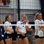 CC Varsity Volleyball vs Clinton Prairie 2019-9-5