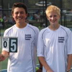 Boys Varsity Tennis falls to Twin Lakes