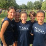 Junior High Cross Country Races at Klondike Invitational
