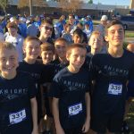 JH Cross Country Competes at Rensselaer Invitational