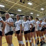 CC Varsity Volleyball vs Guerin Catholic 2019-9-18