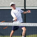 Dylan Riley is No. 3 Singles Runner-Up at Hoosier Conf. Tourney