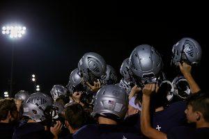 CC Varsity Football vs Tipton Homecoming 2019-9-20