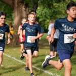 JH Cross Country Runs Well at Tecumseh Invitational