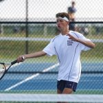 Knights Boys Tennis Takes Second Place at Frankfort Round-Robin
