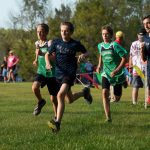 Pickerill, Milks lead JH Cross Country to Victory at Clinton Prairie