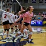 CC Volleyball vs West Lafayette, Rivals United by Hope 2019-10-2
