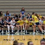 CC Volleyball vs McCutcheon Sr. Night 2019-10-9