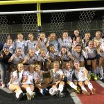 Class A Top-ranked Lady Knights Roll To Victory In Regional Championship