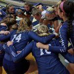 CC Varsity Volleyball vs Covington Sectionals 2019-10-17