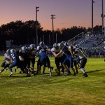 CC Varsity Football vs Western Sr. Night 2019-10-18