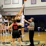 CC Girls Varsity Basketball vs Logansport 11-12-19