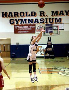 CC Girls Basketball Hoops Classic vs West Lafayette 11-23-19
