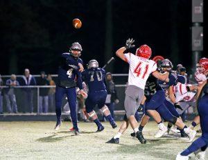 CC Football Semi-State vs Adams Central 11-22-19