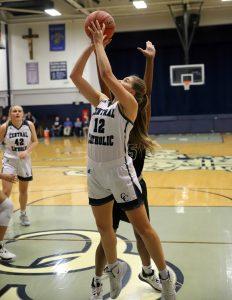 CC Girls Varsity Basketball vs Covenant Christian 11-26-19