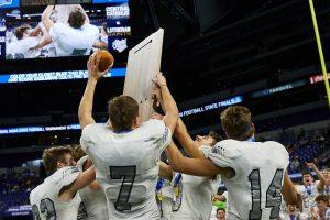 CC Varsity Football vs Indianapolis Lutheran State Championship 2019-11-29
