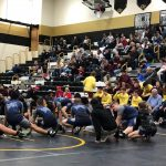 Knights Wrestling goes 3-2 at Covington Invite