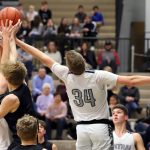 Knights Hold On At Clinton Prairie
