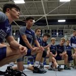 CC Varsity Wrestling vs Sheridan 2020-1-16