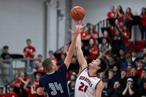 CC Boys Varsity Basketball vs West Lafayette 2020-2-14