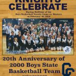 2000 State Champs To Be Recognized