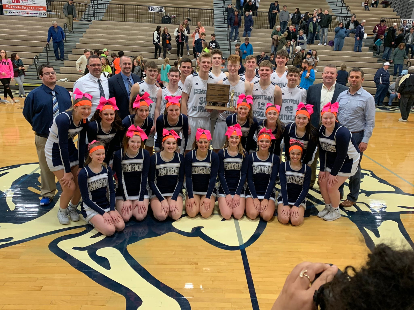 Knights Win Hoosier Conference Championship