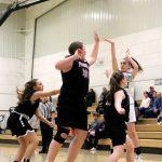 CC Girls 8th Grade Basketball vs Clinton Prairie 2-17-20